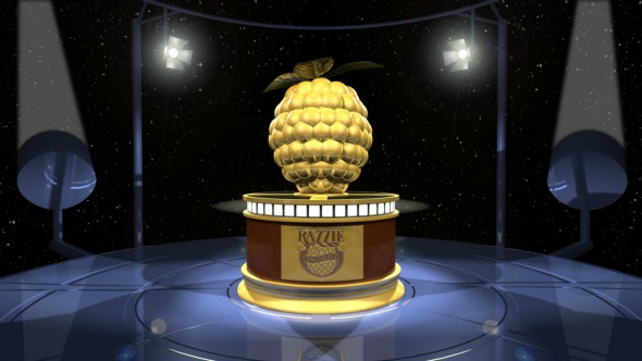 Framboesa de Ouro premia os piores do cinema - Crédito: Reprodução
