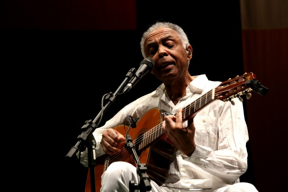 Gilberto Gil - Crédito: Teresa Maia/DP/D.A Press