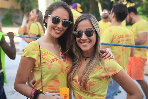 Letícia Scaquetti e Bruna Marques - Crédito: Vinícius Ramos/Divulgação