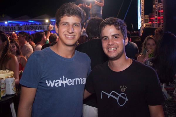 João Campos e Guilherme Pitt - Crédito: Vito Sormany/Divulgação