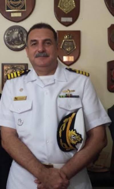 Comandante Luiz Cláudio Lázaro Dias/Divulgação