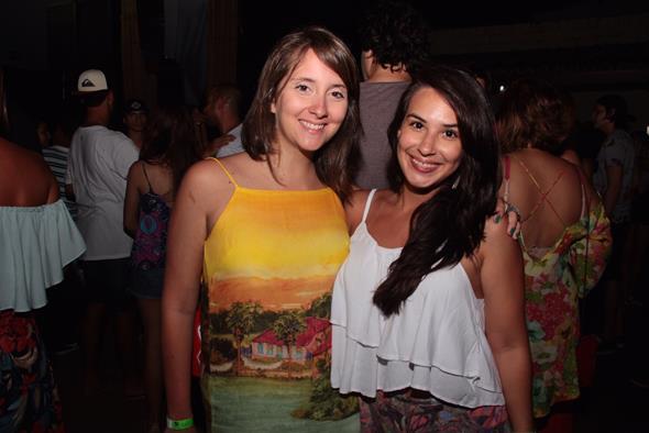 Bia Guerra e Rebecca Melo - Crédito: Larissa Nunes/Vagalume Comunicação.