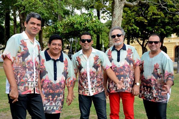 Quinteto Violado - Crédito: Divulgação