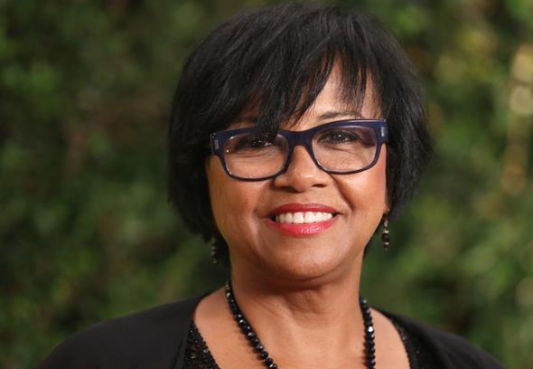 A presidente da Academia Cheryl Boone Isaacs - Crédito: Reprodução/Facebook