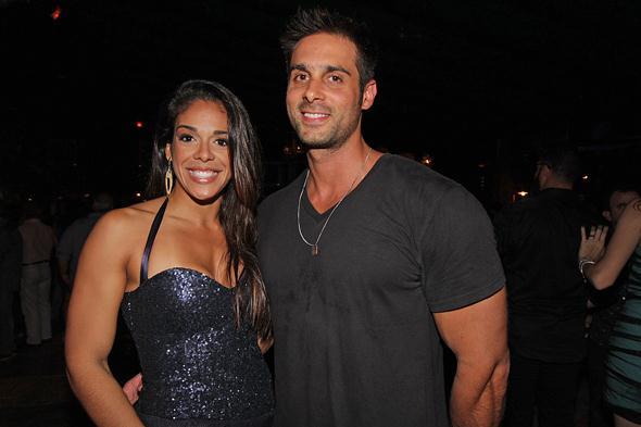 Rafaella Carvalho e Fabio Padilha. Crédito: Roberto Ramos / DP