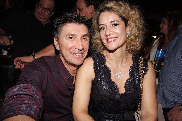 Janguiê e Sandra Diniz. Crédito: Roberto Ramos / DP