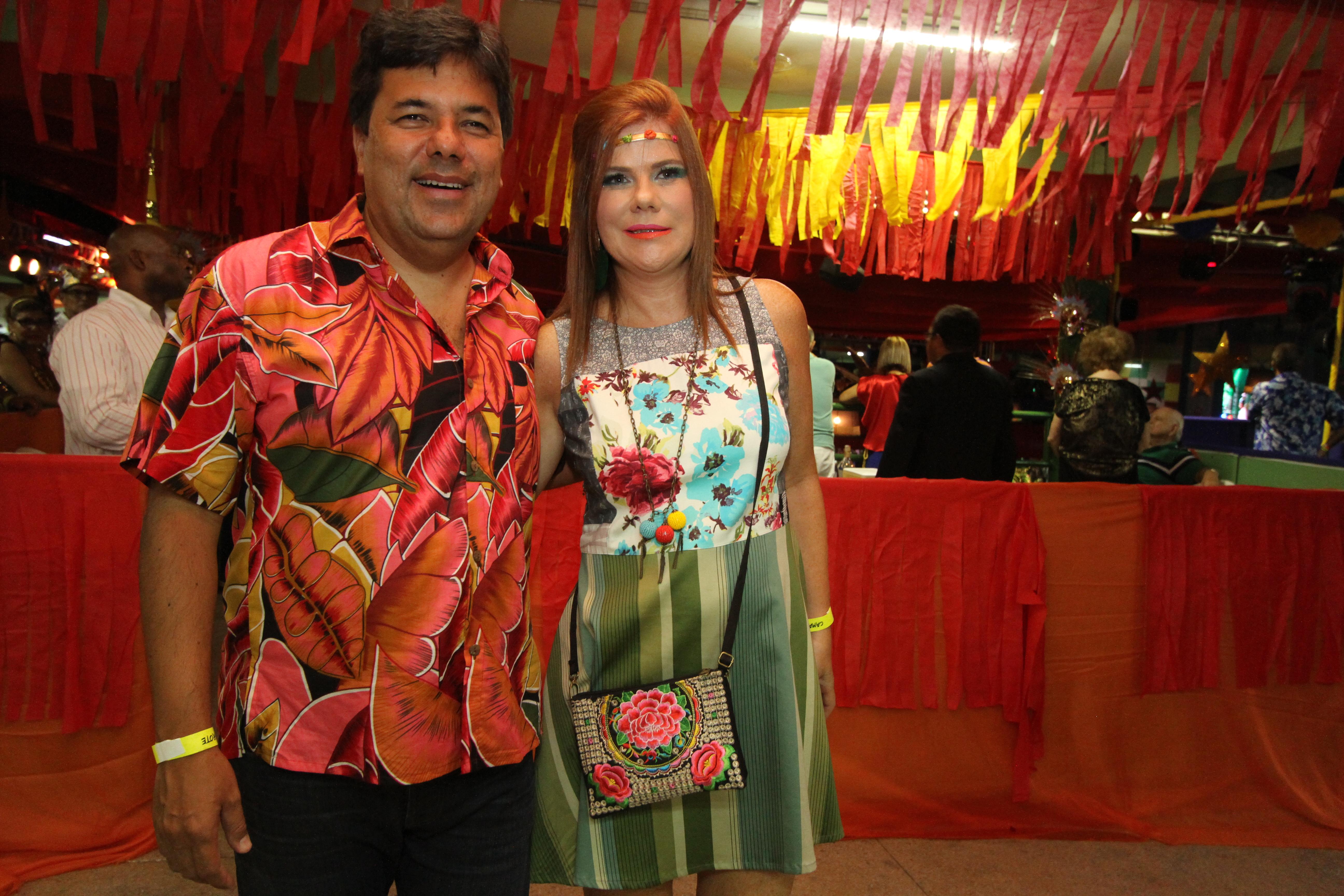 Mendonça Filho e Taciana - Crédito: Nando Chiappetta/DP