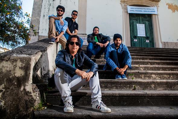 Banda Iluminácidos - Crédito: Divulgação