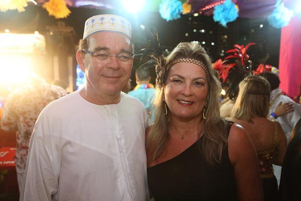 José Davi e Mônica Gil Rodrigues - Crédito: Hesíodo Goes/Esp. DP