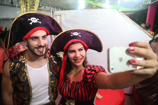 Filipe Aquino e Thereza Gil - Crédito: Hesíodo Goes/Esp. DP