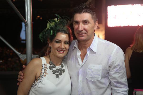 Sandra e Janguiê Diniz - Crédito: Hesíodo Goes/Esp. DP