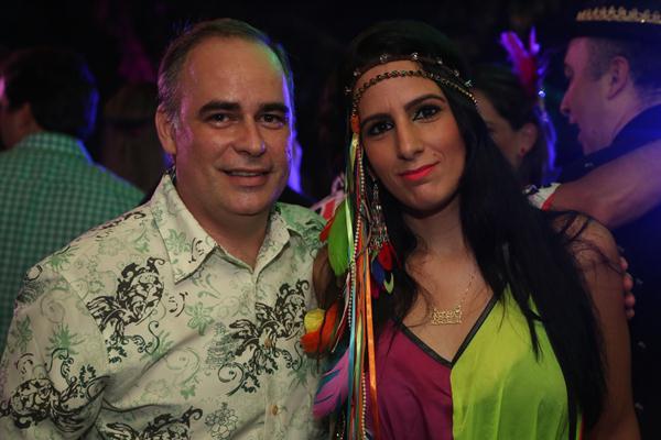 Ricardo Dantas e Patricia Maia - Crédito: Hesíodo Goes/Esp. DP