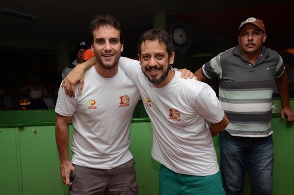 Bruno Ramos e Gustavo Bello - Crédito: Luiz Fabiano/Divulgação