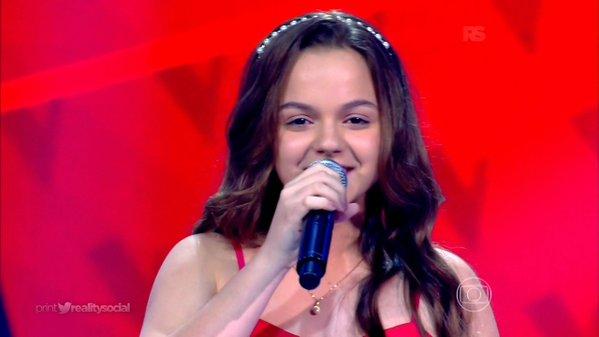 Andréa Vitória é de Petrolina e também foi pro Time Brown - Crédito: Reprodução/Twitter