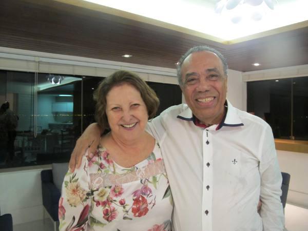 Maria do Carmo e João Alves