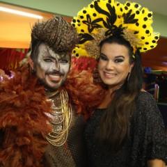 Confira galeria de imagens do Baile dos Artistas e Bal Masqué