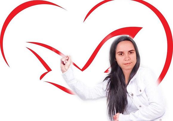 Webcelebridade comanda as picapes na Maledita, no Vapor 48. Foto: Reprodução/Facebook