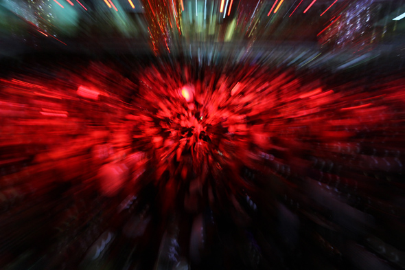 Baile do Siri Nata, no Clube Portugues com show de Nação Zumbi. - Crédito: Nando Chiappetta/DP - BLOG JA