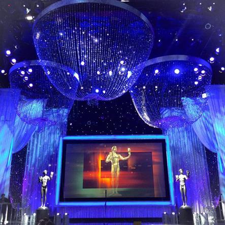 O prêmio do Sincato dos Atores dos EUA foi entregue neste sábado - Crédito: Reprodução/Twitter