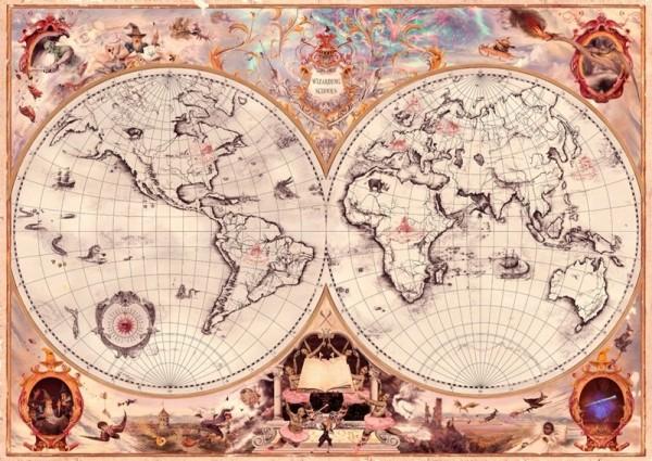 Todas as escolas de magia do mundo - Crédito: Reprodução