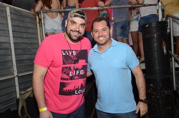 Chico Aciolly e Romerinho Jatobá - Crédito: Roberta Pontual/Comunnik/Divulgação