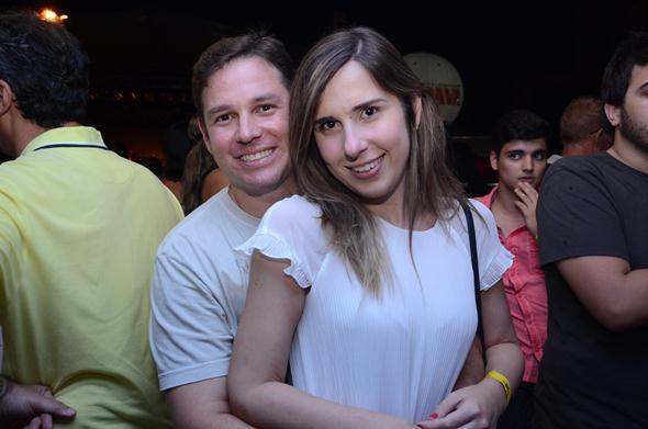 Guilheme Agra e Gabriela Moraes - Crédito: Roberta Pontual/Comunnik/Divulgação