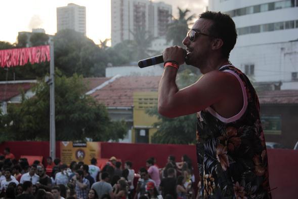 Expresso Folia. Crédito: Larissa Nunes / Divulgação