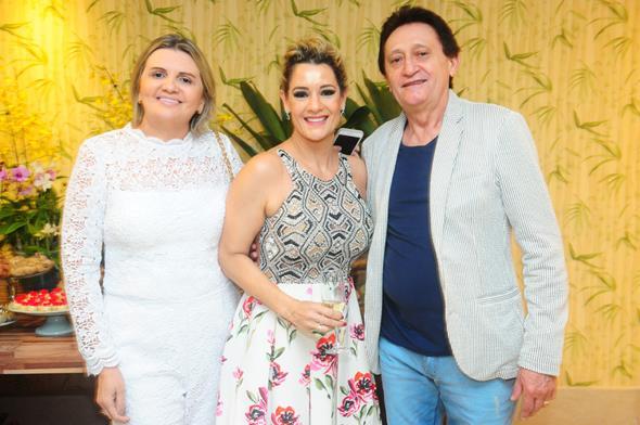 Ana Solto, Sandra Janguiê e Francisco Tenório - Crédito; Armando Artoni/Divulgação