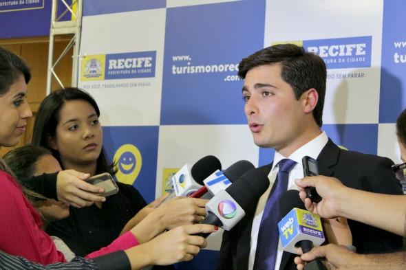 Camilo Simões - Crédito: Brenda Alcântara/Esp DP