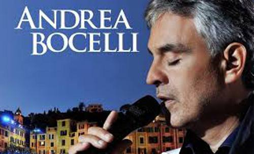 Andrea Bocelli/Divulgação