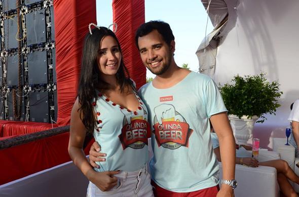 Manuela Dardenne e Gustavo Monteiro - Crédito: Roberta Pontual/Comunnik/Divulgação