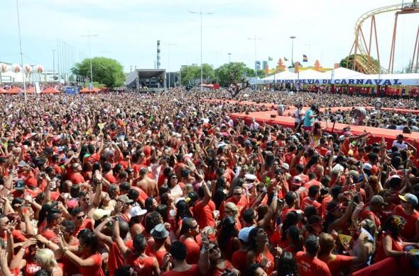 Olinda Beer reúne mais de 50 mil pessoas - Crédito: Roberta Pontual/Comunnik/Divulgação