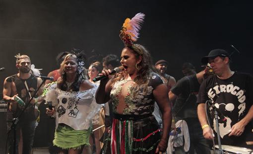 Fafá de Belém. Crédito: Larissa Nunes / Divulgação