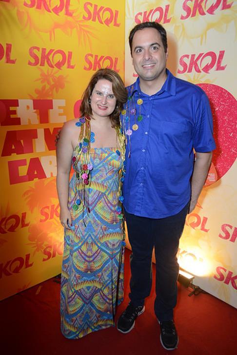 Ana Luiza e Paulo Câmara - Crédito: Charles Johnson e Márcio Santos/Divulgação