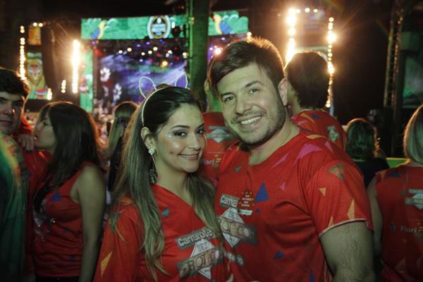 Diogo e Angela Paiva - Crédito: Jonas Liberato/ Vagalume Comunicação