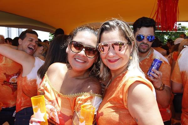 Juliana e Ariadne Albuquerque - Crédito: Jonas Liberato/Divulgação