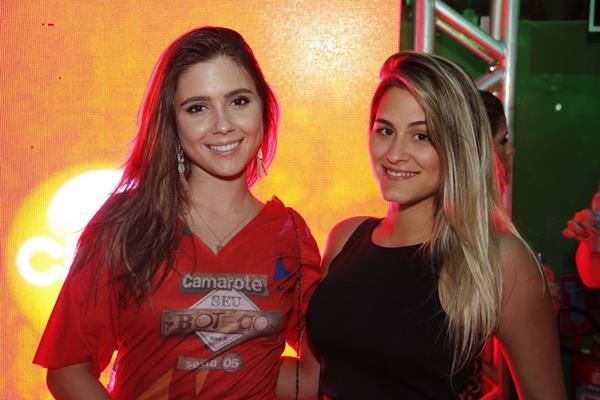 Tereza Amorim e Cecilia Castro - Crédito: Jonas Liberato/ Vagalume Comunicação