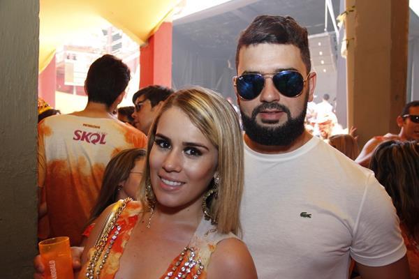 Wenia e Emerson Nunes - Crédito: Jonas Liberato/Divulgação