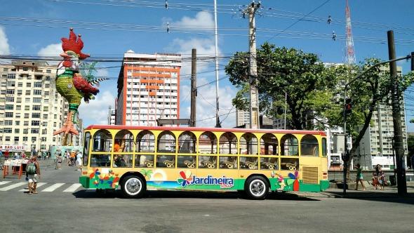 Crédito: Divulgação/Jardineira Tour