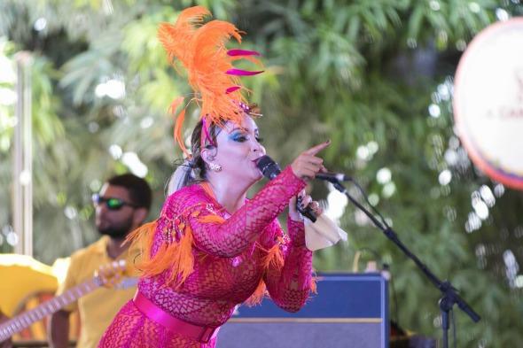 Banda Santa Clara. Crédito: Charles Johnson/Divulgação