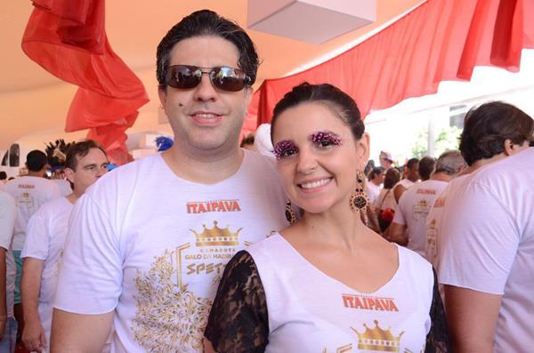 Marcundes Barbosa e Júlia Franca - Crédito: Roberta Pontual/Comunnik/Divulgação
