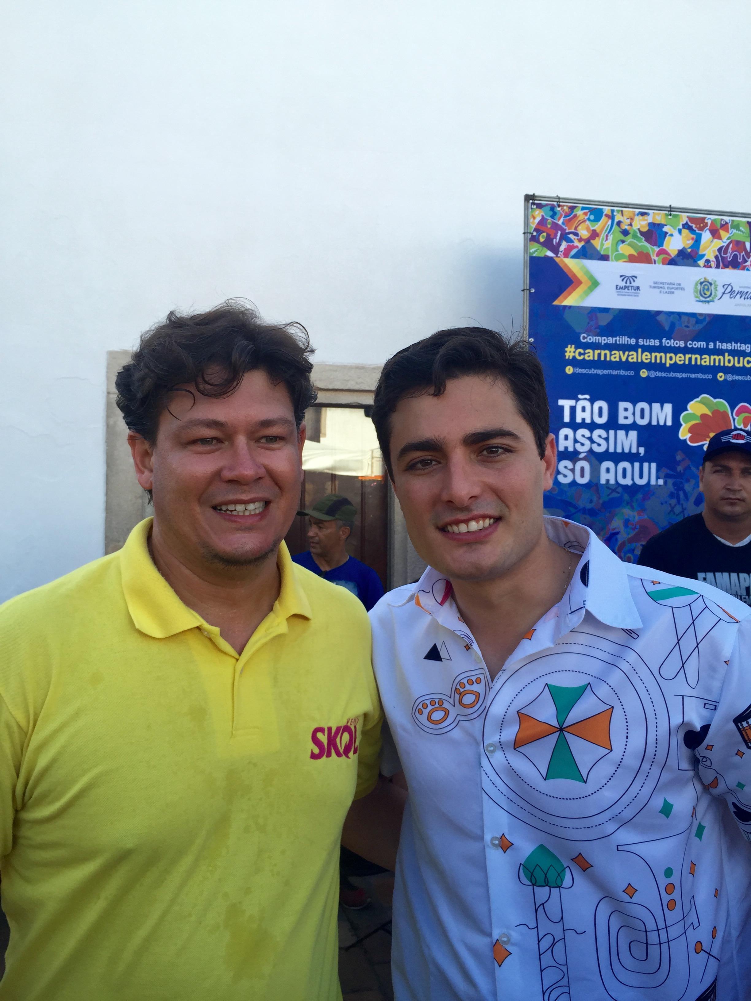 Marcelo Mário e Camilo Simões/JAMS