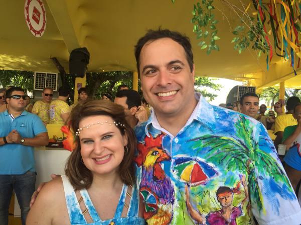 Ana Luiza e Paulo Câmara/JAMS