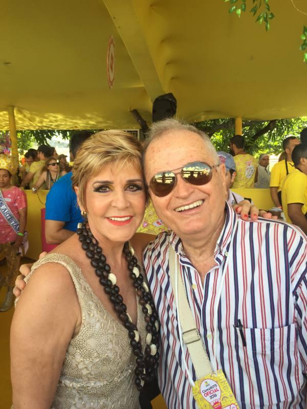 Ana Nery Menezes e Fernando Machado/JAMS