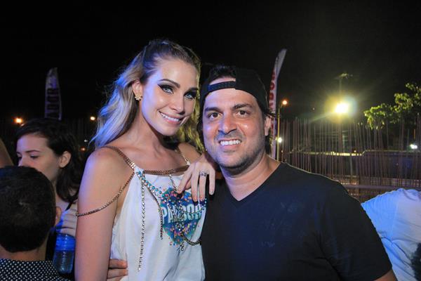 Manuca Furtado e Bruno Rego Crédito: Luiz Fabiano/Comunnik/Divulgação