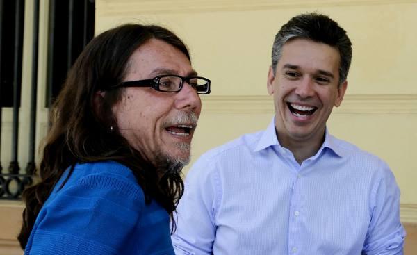Lenine e Felipe Carreras/Divulgação