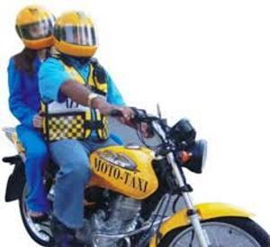 Moto taxi/Divulgação