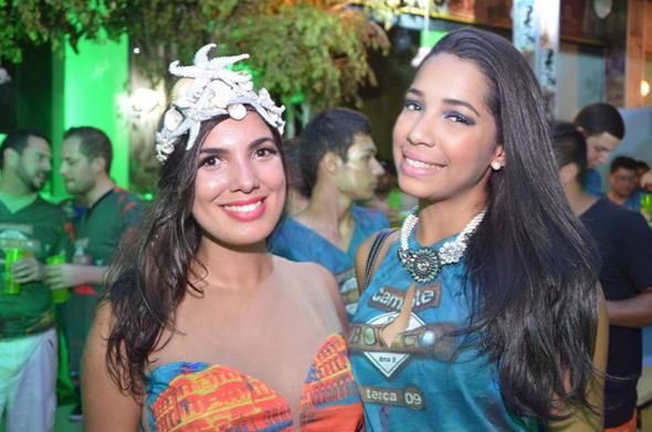 Selma Bento e Karen Bento. Crédito: Gil Alves/Divulgação