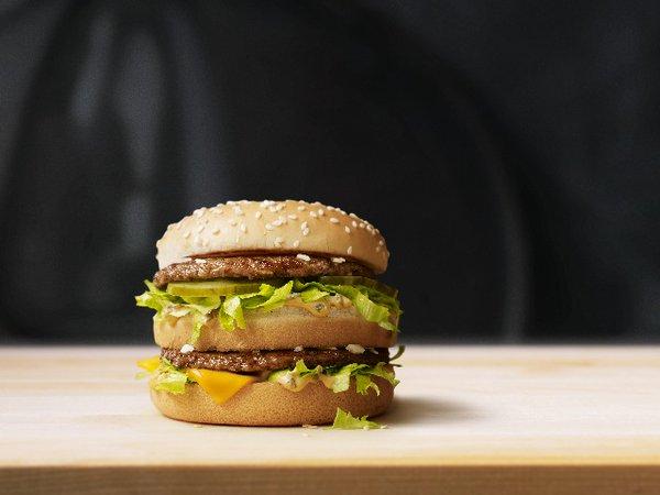 """A receita do """"molho especial"""" do Big Mac é mantida em segredo - Crédito: Reprodução/Twitter"""