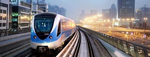 Metrô de Dubai/Divulgação